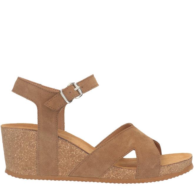 Sandals Cognac 502000E2C_NUTTTD