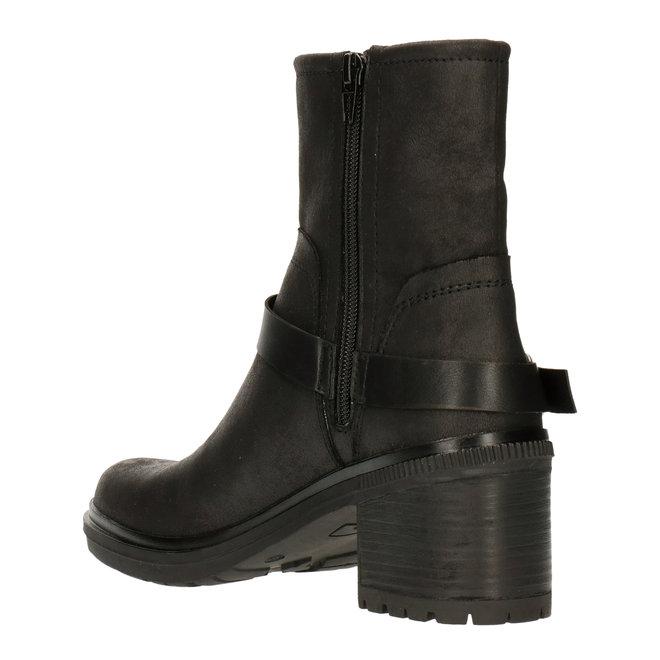 Stiefel Schwarz 082501F6T_BLCKTD