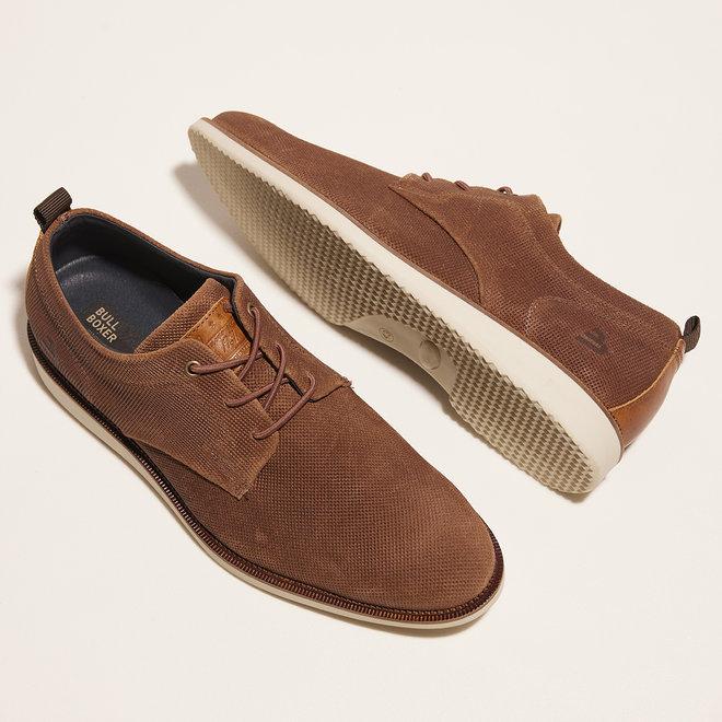 Lace-up Shoes Cognac 633K20905AP3COSU