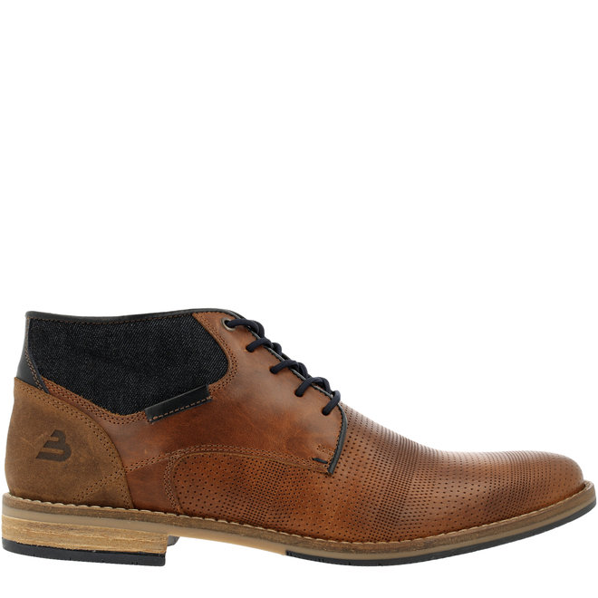Ankle boot Tan/Cognac