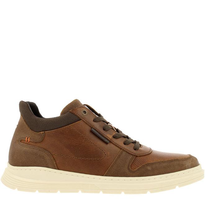 Sneakers Tan/Cognac