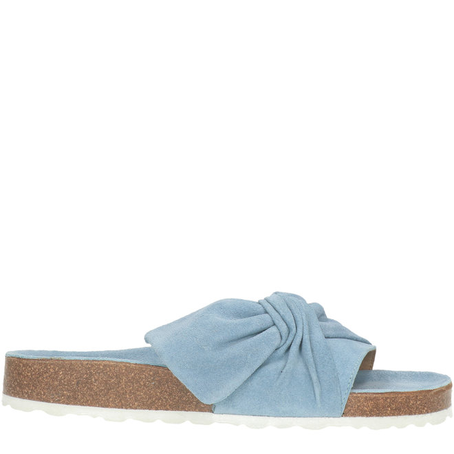 Slippers Blue