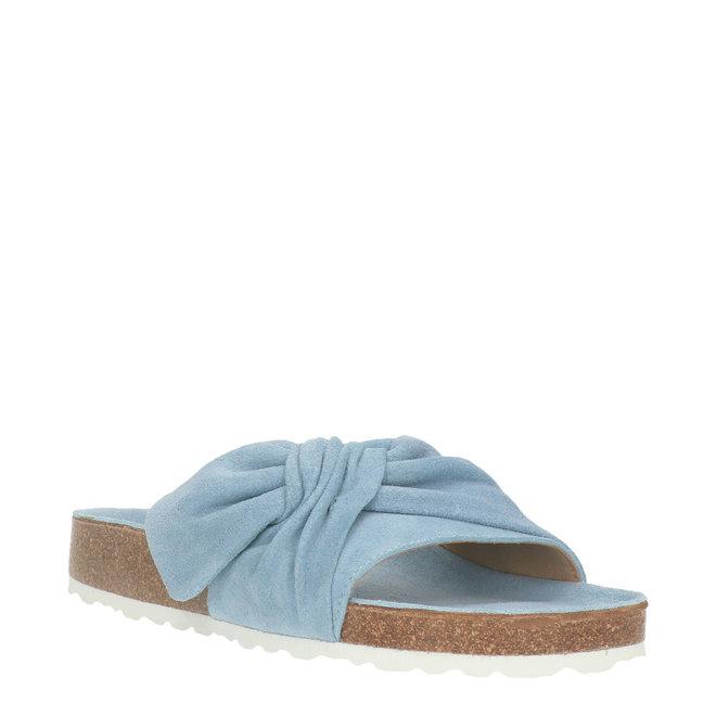 Slippers Blue 504001E1C_BOBLTD