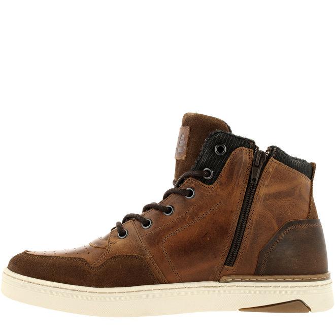 Sneaker Tan/Cognac 887K51076ACOBRSU
