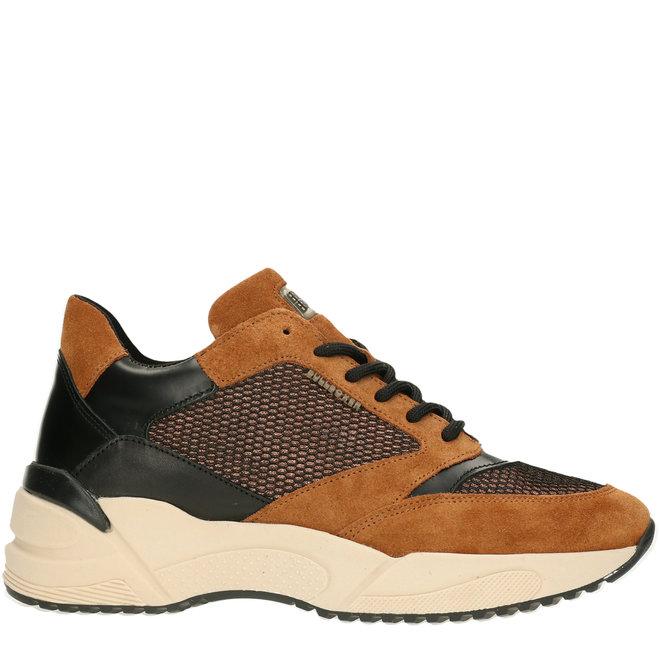 Sneaker Tan/Cognac