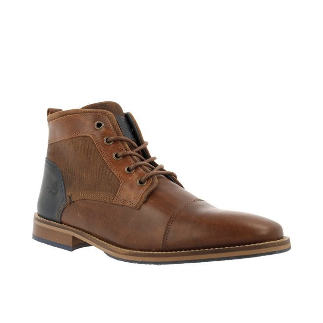Ankle boot Tan/Cognac 681K50108AFICNSU