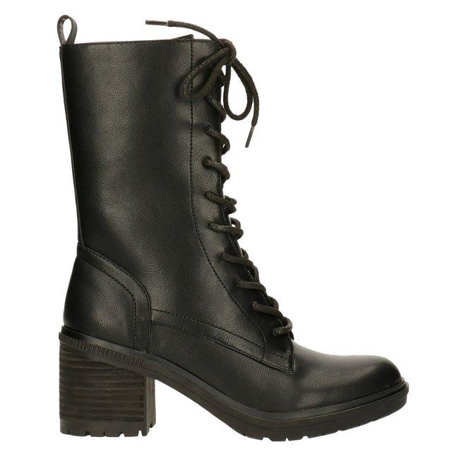 Stiefel Schwarz 082523F6S_BKBKTD