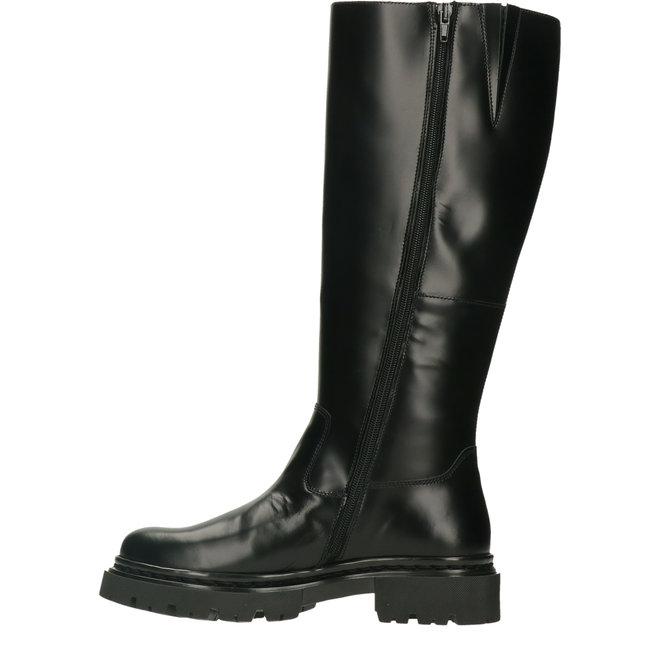 Stiefel Schwarz 610515E7L_BLCKTD