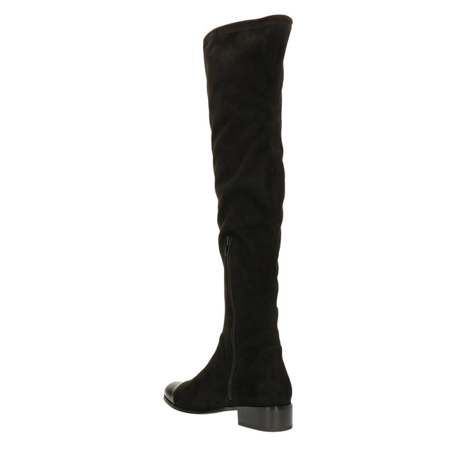 Over the knee boot Black 025520F7T_BLCKTD
