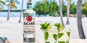 The Original Bacardi Cocktail - MOJITO