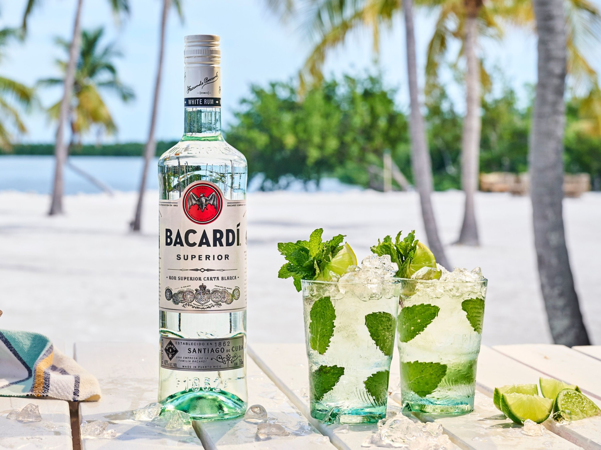 The Original Bacardi Cocktail - MOJITO
