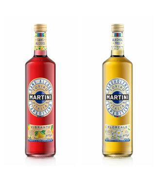 Duo Pack Martini - Vibrante & Floreale