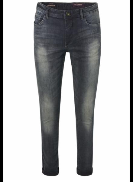 711 Slim Fit Blue Grey Stretch Denim L34 N711D4734