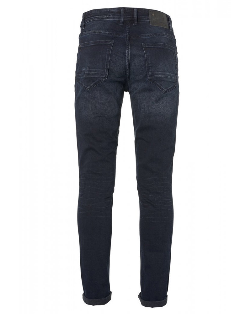 No Excess 711 Slim Fit Stone Used Stretch L34 N711D15