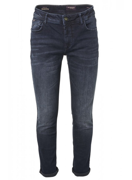 No Excess 711 Slim Fit Stone Used Stretch L34