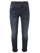 No Excess 711 Slim Fit Stone Used Stretch L32