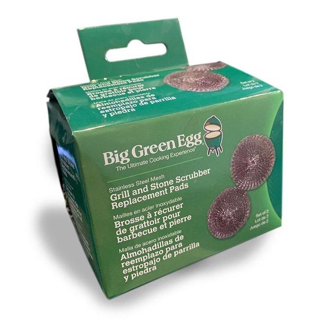 Rooster Scrubber opzetstuk - 2 stuks van Big Green Egg