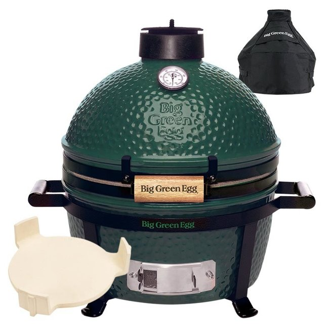 Big Green Egg Minimax + Carrier