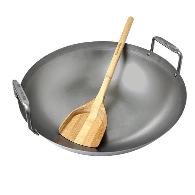 Grill Wok Carbon Steel