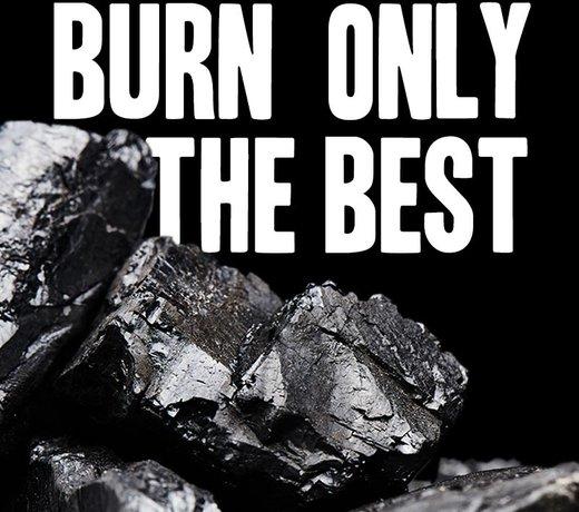 Houtskool die het verschil maakt