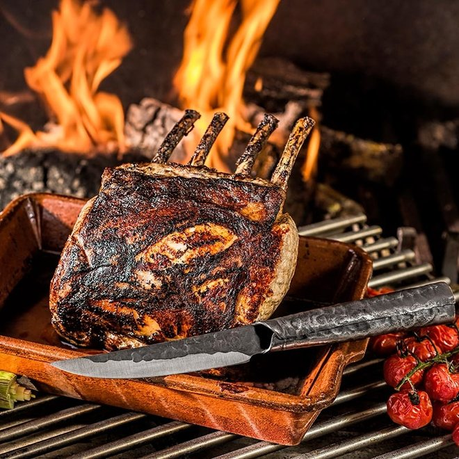 Brute Steakmessen 4 stuks van Forged