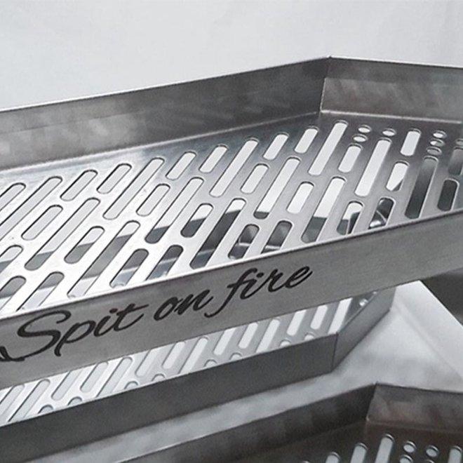 Rotisserie Carrousel van The Spit on Fire