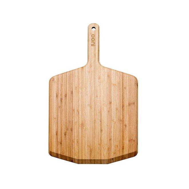 Pizzaplank met Handvat Bamboo