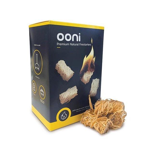 Premium Natural Firestarters van Ooni