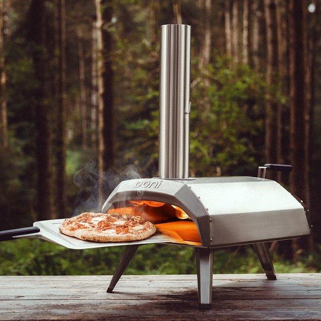 Karu 12 Pizzaoven multi-fuel van Ooni