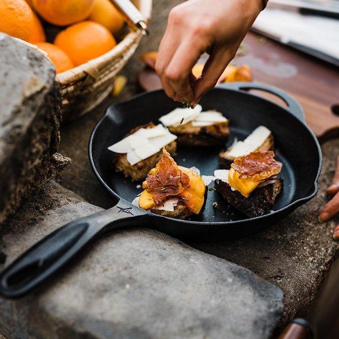 Koekenpan - Skillet Gietijzer van Barebones
