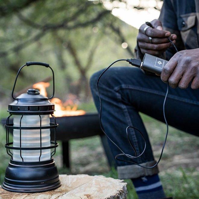 Portable Oplader - Zaklamp van Barebones