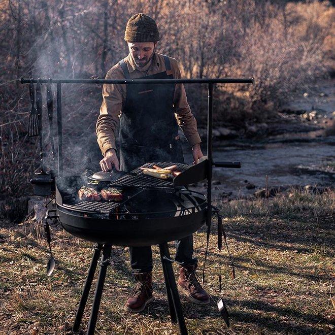 Cowboy Fire Pit Grill Systeem van Barebones
