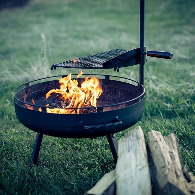 Cowboy Fire Pit Grill Systeem Small van Barebones