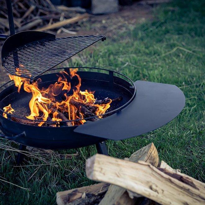 Cowboy Fire Pit Side Table Small van Barebones