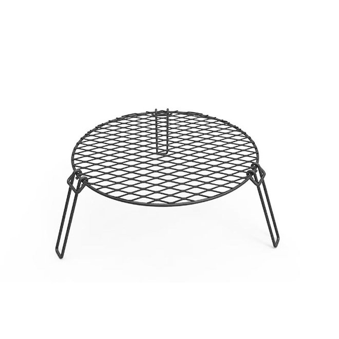 Grill Fire Pit Rond