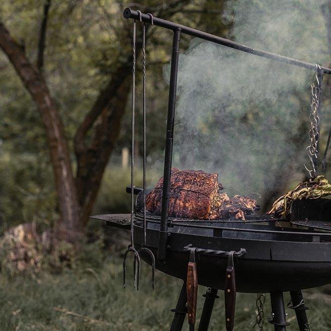 Cowboy Cooking Roaster - Vorken - 2 stuks van Barebones