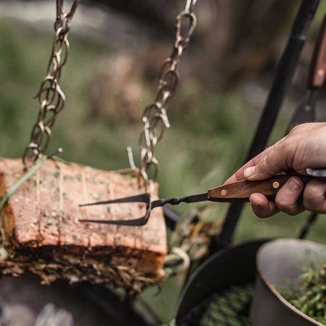 Cowboy Cooking Vleesvork van Barebones
