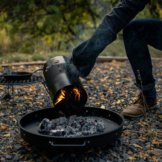Chimney Grill Starter van Barebones
