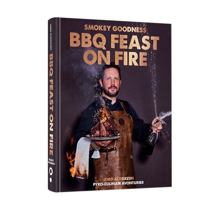 BBQ Feast On Fire van Smokey Goodness