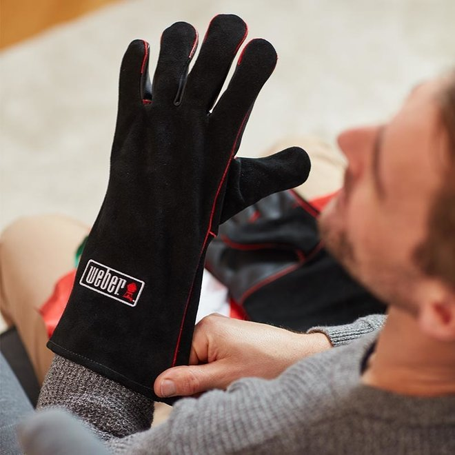 Handschoenen Leer van Weber