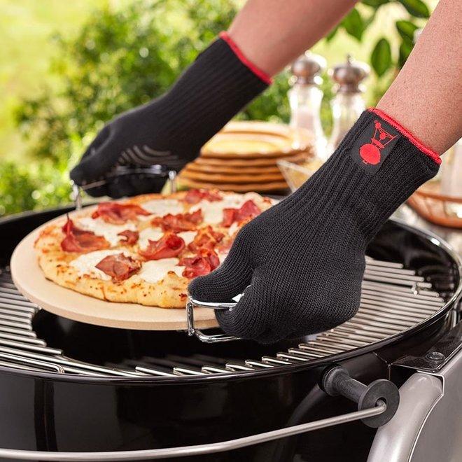Handschoenen Premium Hittebestendig Zwart van Weber