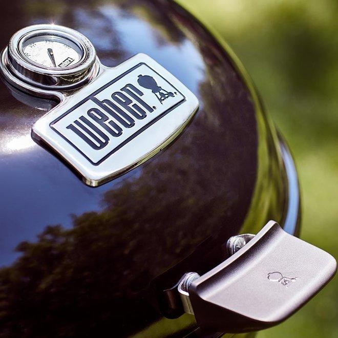 Master-Touch Premium E-5770 BLK EU van Weber