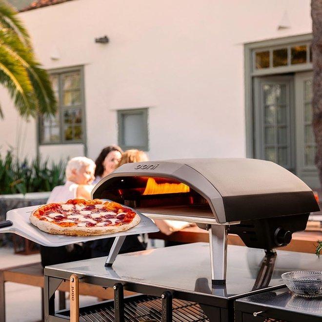 Koda 16 Pizzaoven op gas van Ooni
