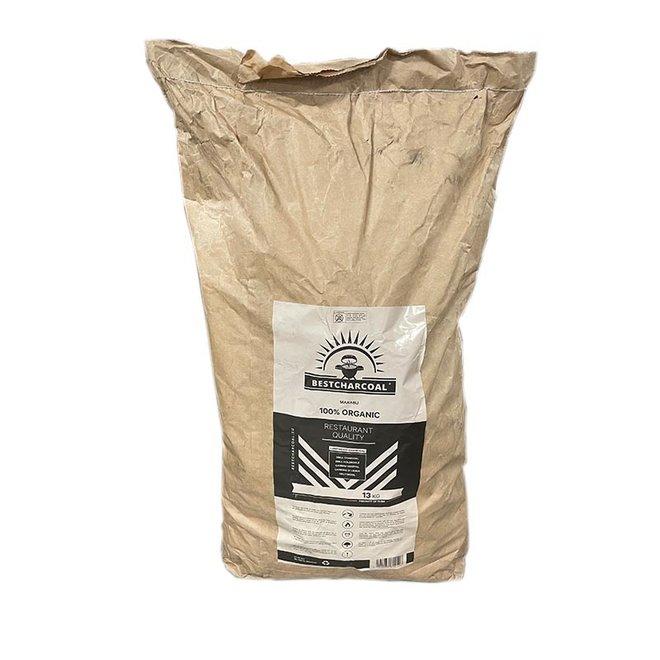 Houtskool Marabu 13 KG van Bestcharcoal