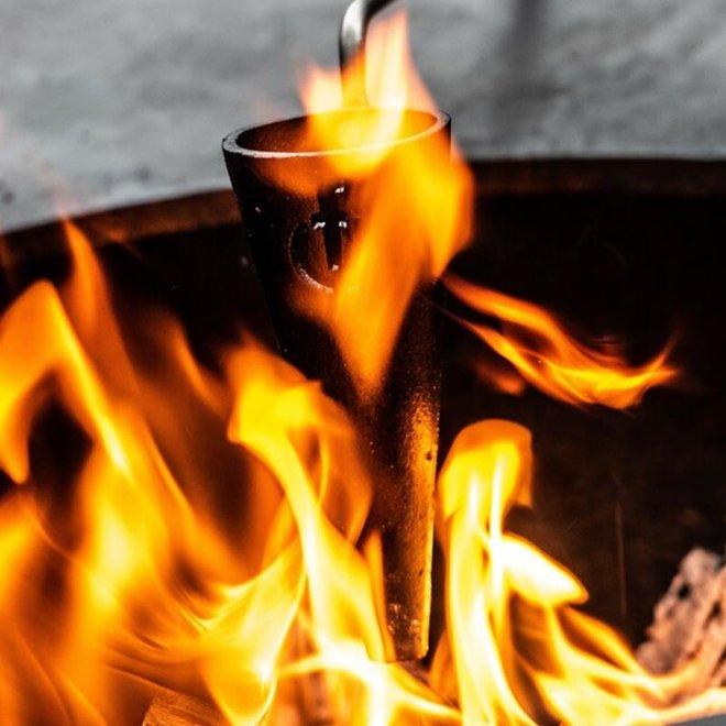 Flambadou van Forged