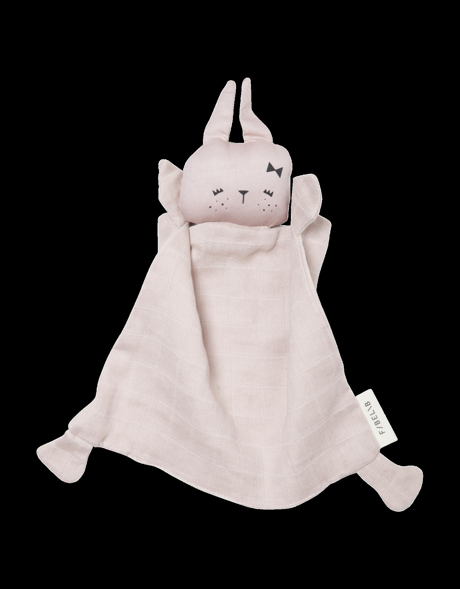 Fabelab FBL Animal Cuddle Bunny - Mauve