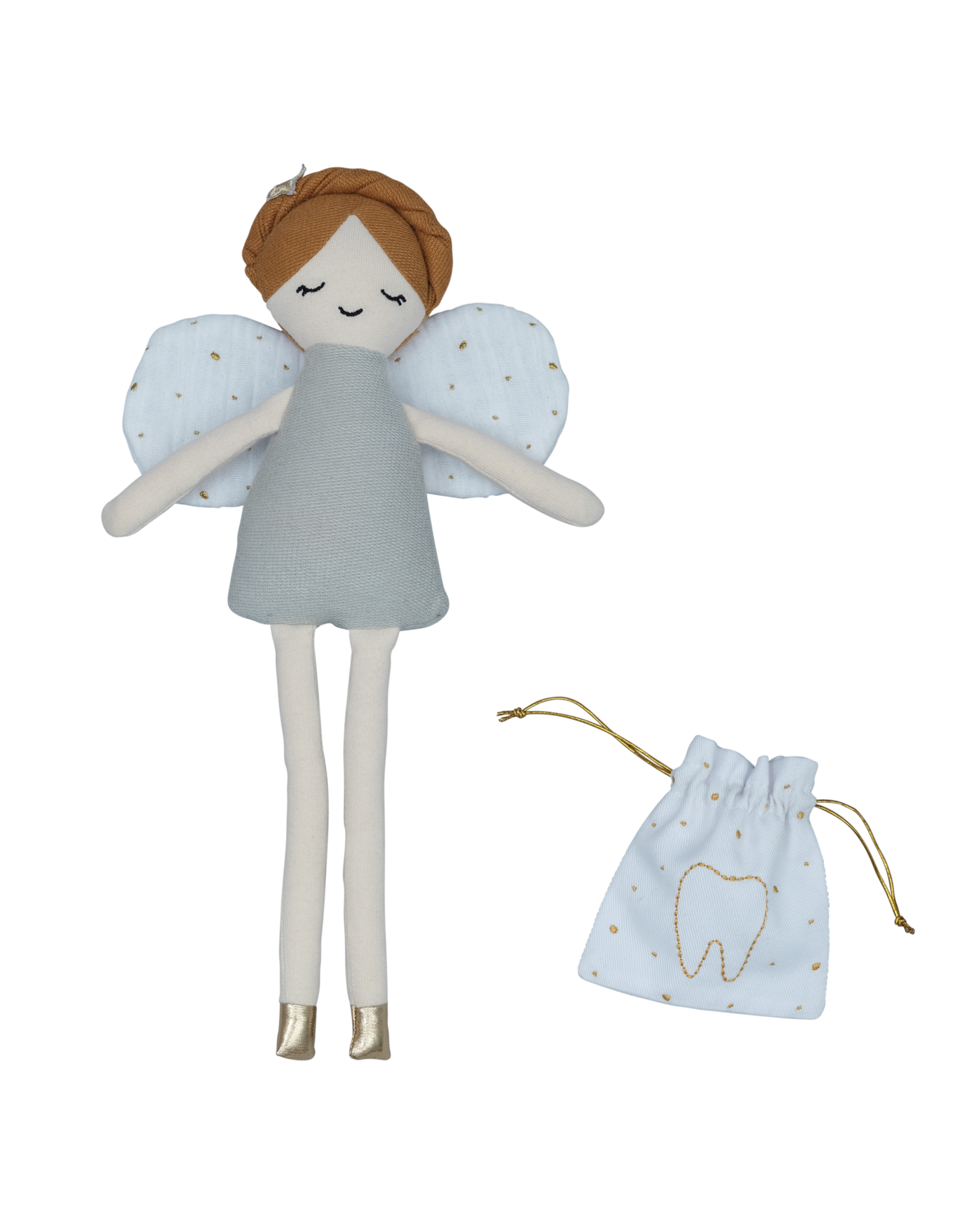 Fabelab FBL Doll - Tooth Fairy with pouch