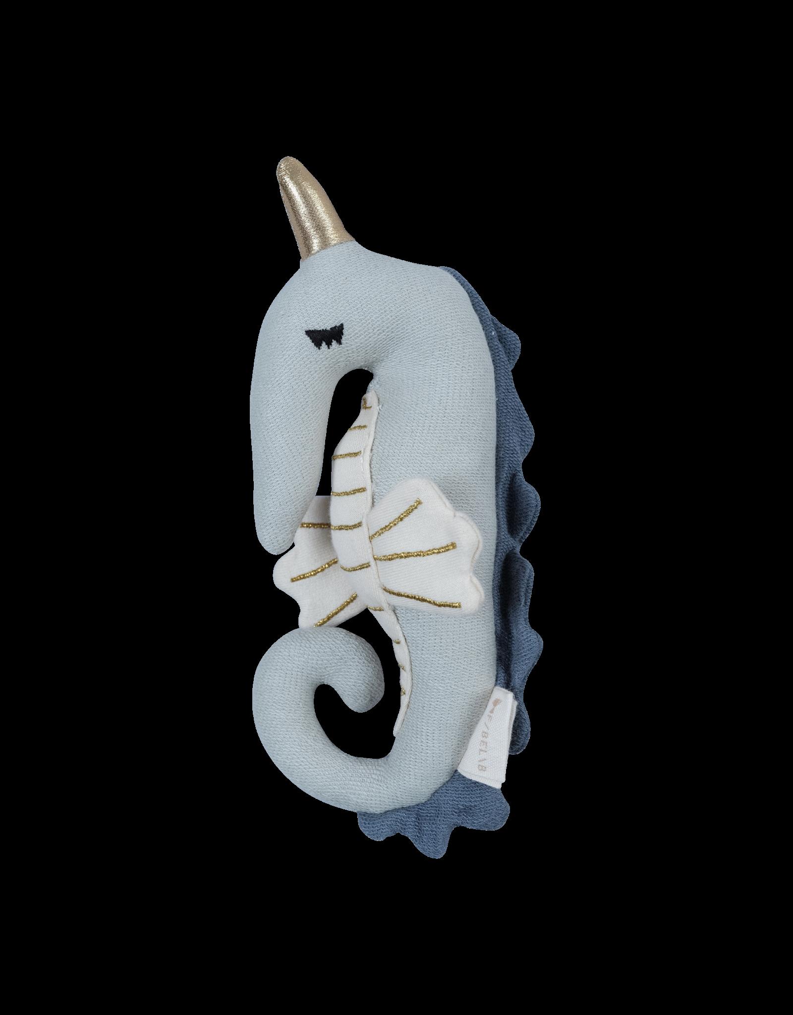 Fabelab FBL Rattle Soft - Seahorse