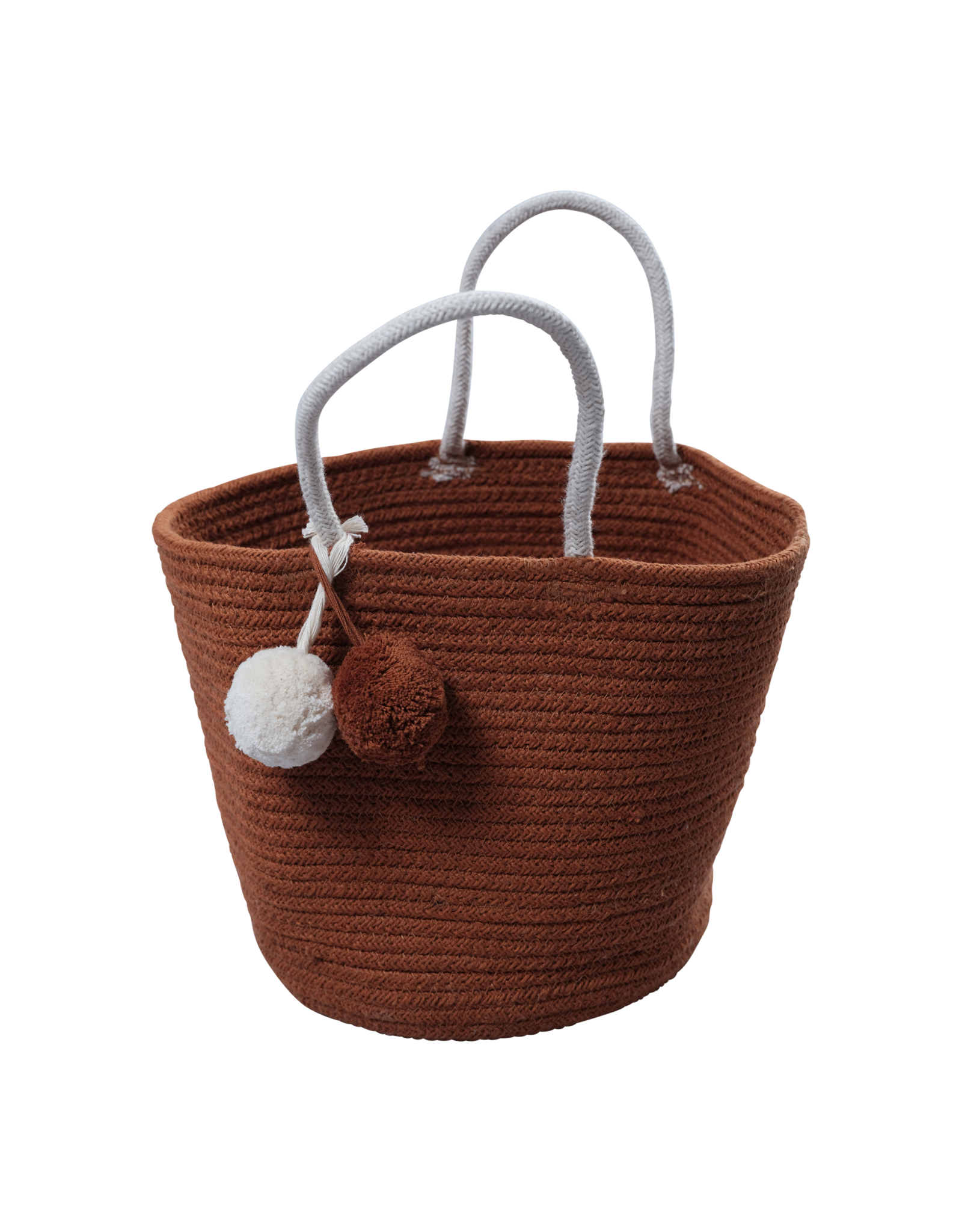 Fabelab FBL Rope Basket - Small - Cinnamon