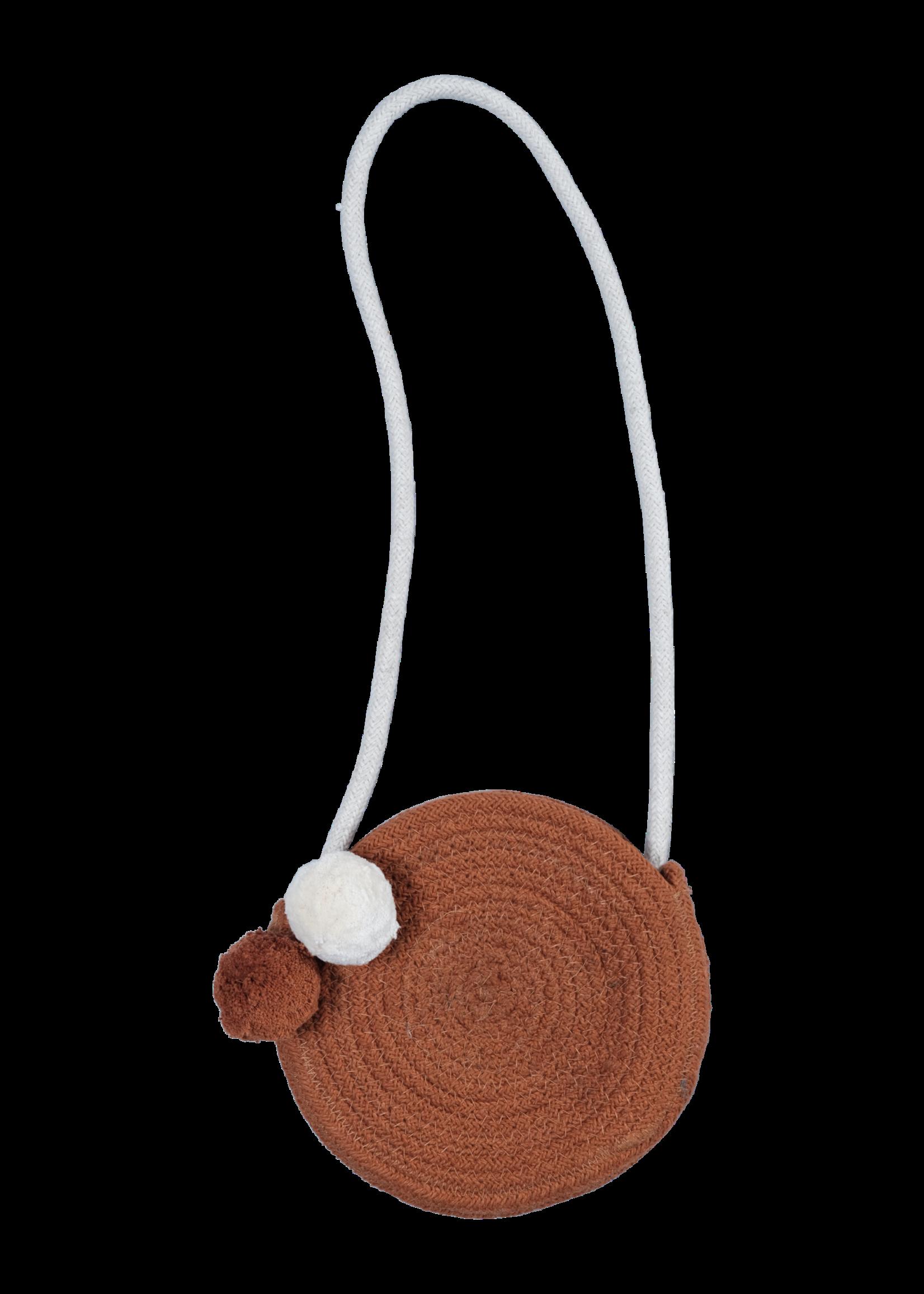 Fabelab FBL Rope Purse - Cinnamon